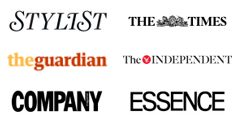 Stylist, TheTimes, theguardian, TheIndependent, company, Essence