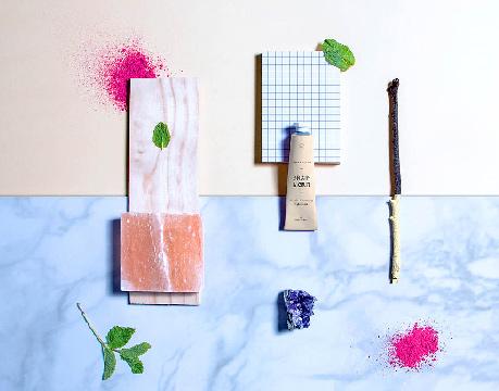 Color Palette Planning