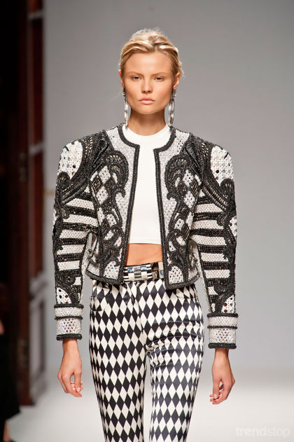 Balmain Paris Spring/Summer 2013