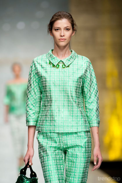 Roccobarocco Milan Spring/Summer 2013