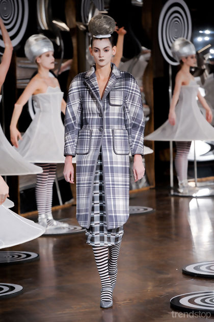 Thom Browne  New York Spring/Summer 2013