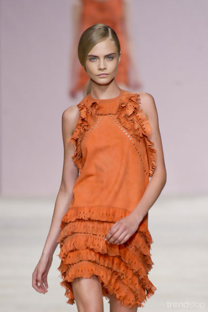 Ermanno Scervino Milan Spring/Summer 2013